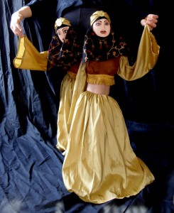 Danzatrici Burattinesque su legg