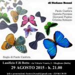 Locandina Papillon