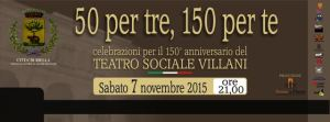 intestazione evento Sociale Villani